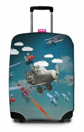 TIN TOYS SUITCASE COVER