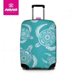 TURTLES SUITCASE COVER