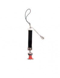 PENDENTE BUSTIERE RED & BLACK